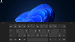 How to Enable Touch Keyboard on Windows 11